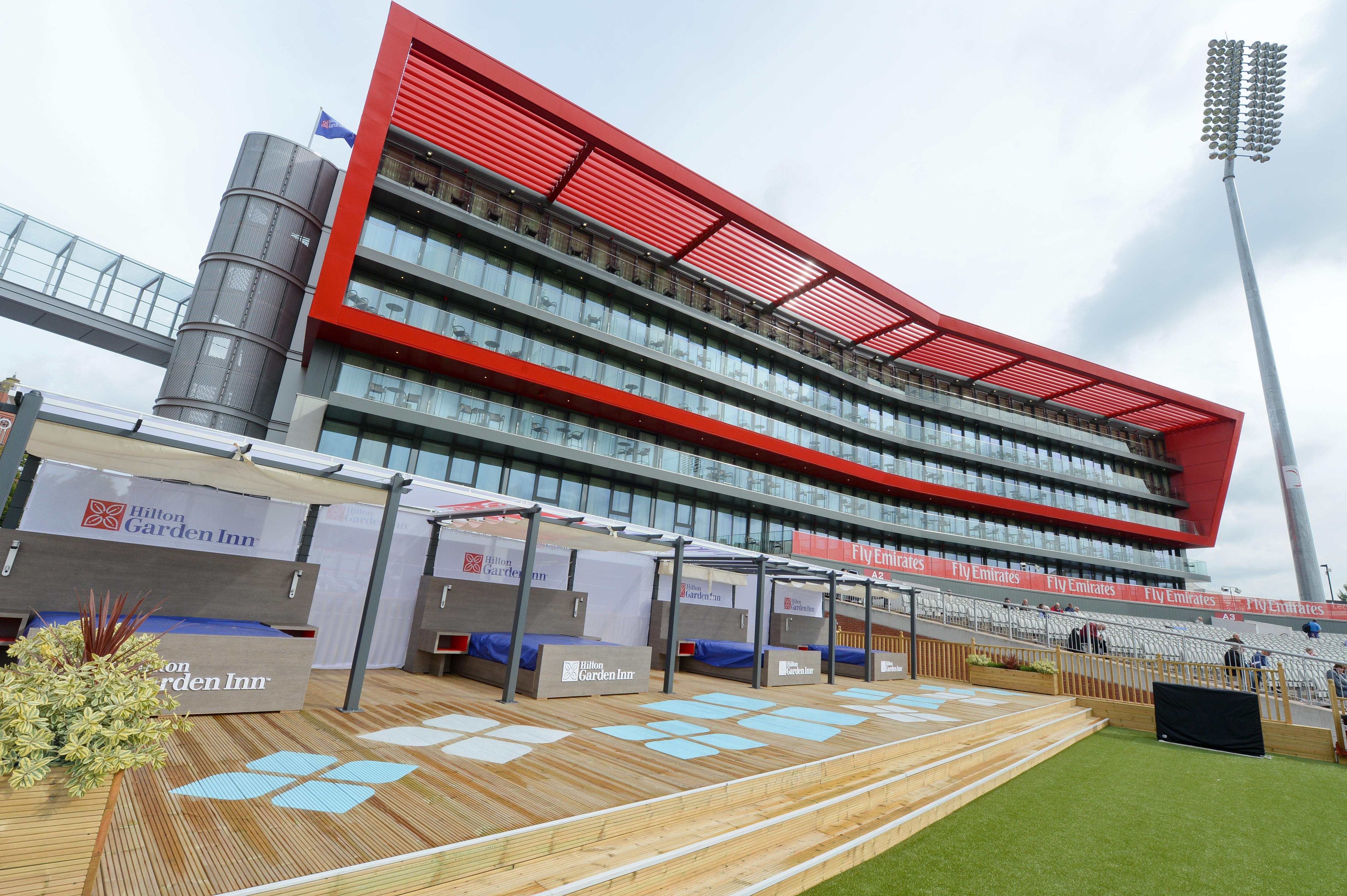 Markanın yeni oteli dünyaca ünlü stadyumun içinde hizmet verecek