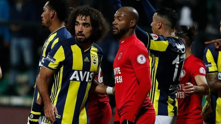 Fenerbahçe'ye Ümraniye şoku!