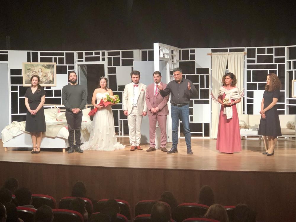 5. Mesarya Tiyatro Şöleni başladı...