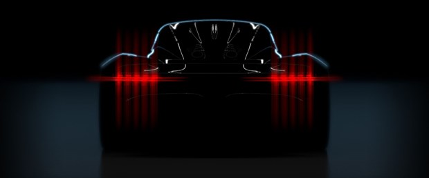 Aston Martin, 'Project 003' ile Cenevre'de...
