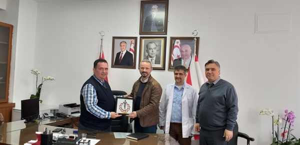 Burhan Nalbantoğlu'nda 3 oda yenilendi