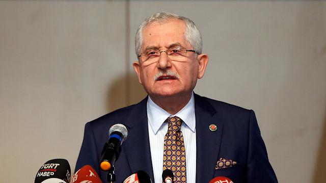 YSK Başkanı Sadi Güven'den son dakika açıklaması