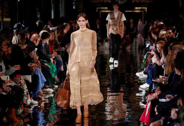 Paris'te Moda Rüzgarı