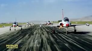 Ukrayna'dan Türk Hava Kuvvetleri için video