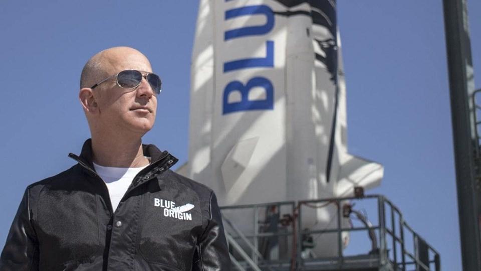 Dünyanın en zengin adamı uzay hayalini açıkladı