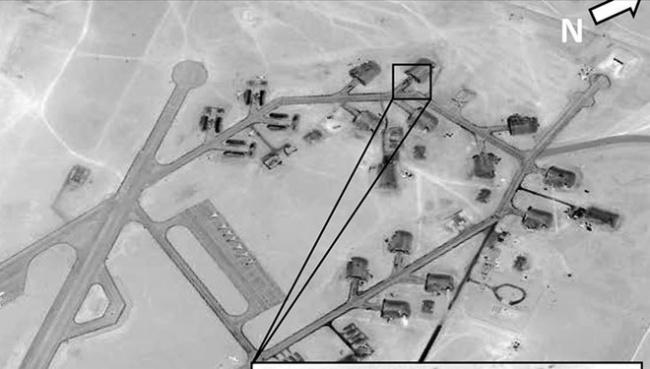 ABD, Libya'daki Rus Ekipmanlarını Görüntüledi