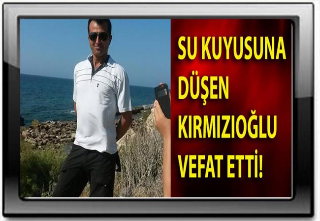Ozanköy'de feci ölüm