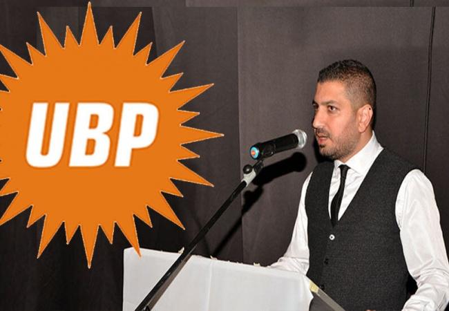 """UBP'den Kişmir'e protesto: """"Yasal yollara başvuracağız"""""""