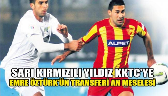 Yıldız Futbolcu KKTC'ye Transfer Olacak mı?