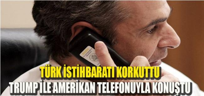 Yunanistan Başbakanı Miçotakis'in güvenli hattı güldürdü