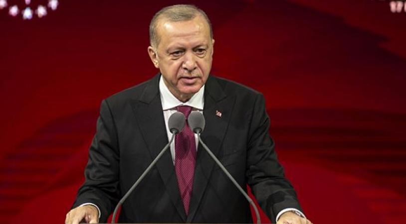 Erdoğan: Türkiye'nin şantaj ve tehdide boyun eğmeyeceğini anladılar
