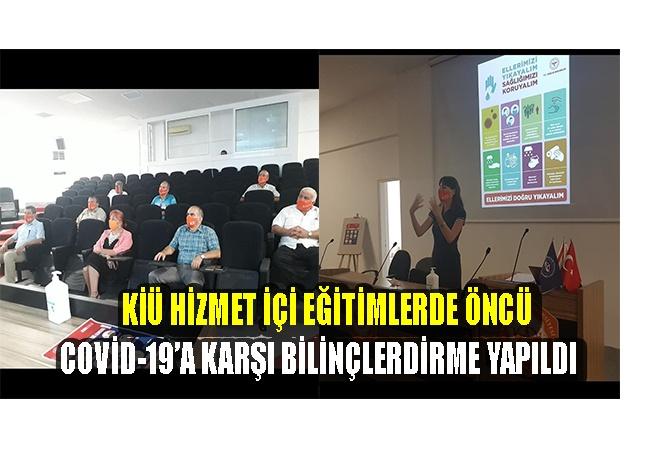 Kıbrıs İlim Üniversitesi Önce Sağlık Dedi