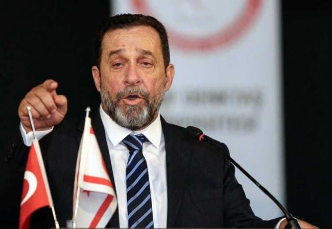 """Serdar Denktaş: """"Rum lider, Kıbrıslı Türkleri görmezden gelme anlayışını sürdürüyor"""""""