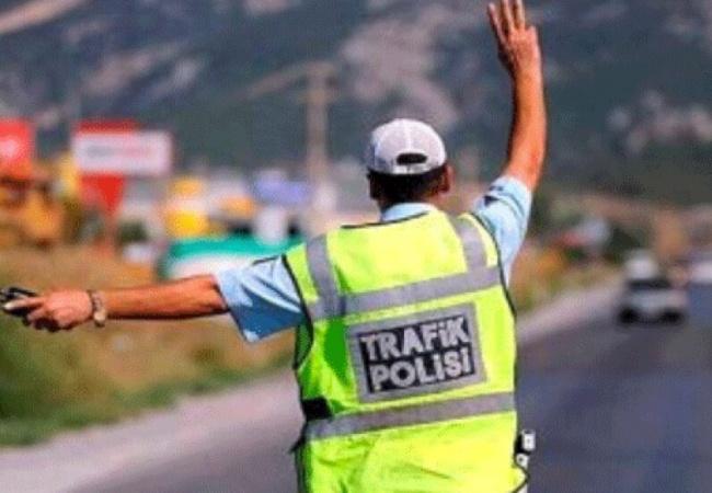 Trafik kontrolleri: Son bir haftada 649 sürücü rapor edildi