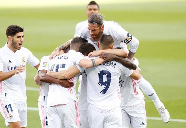 Dünya derbisinin kazananı Madrid!