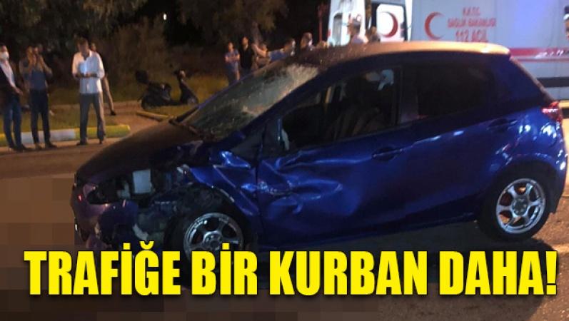 Feci kaza! 1 kişi hayatını kaybetti