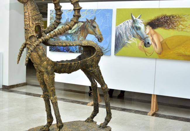 Kıbrıs Plastik Sanatlar Derneği Kuruldu...