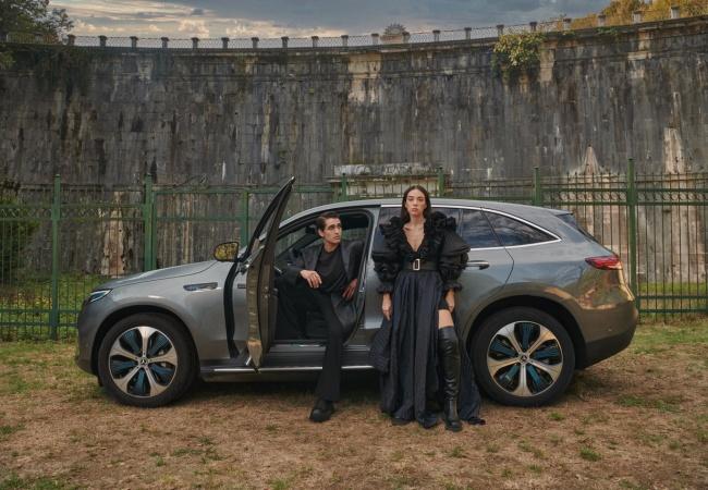 Özlem Süer İlkbahar-Yaz 2021 Koleksiyonunu  Mercedes-Benz Fashion Week Istanbul'da Tanıttı