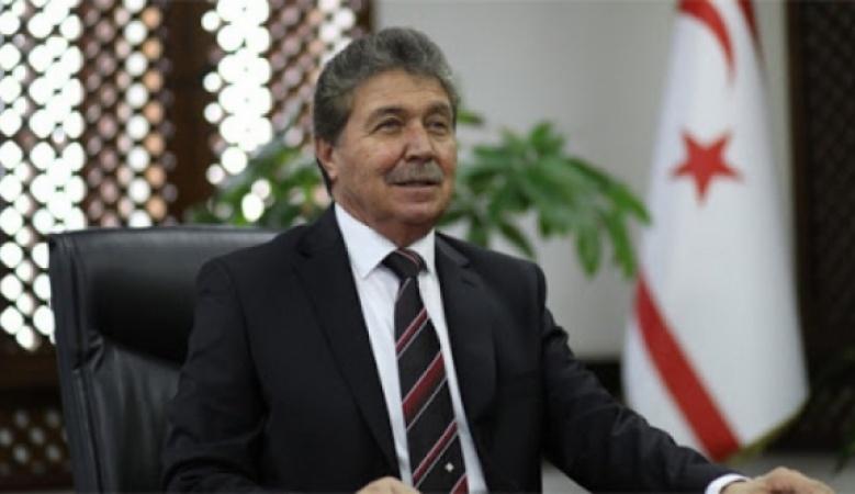 Ünal Üstel UBP Genel Başkanlığı adaylığını resmen açıkladı!