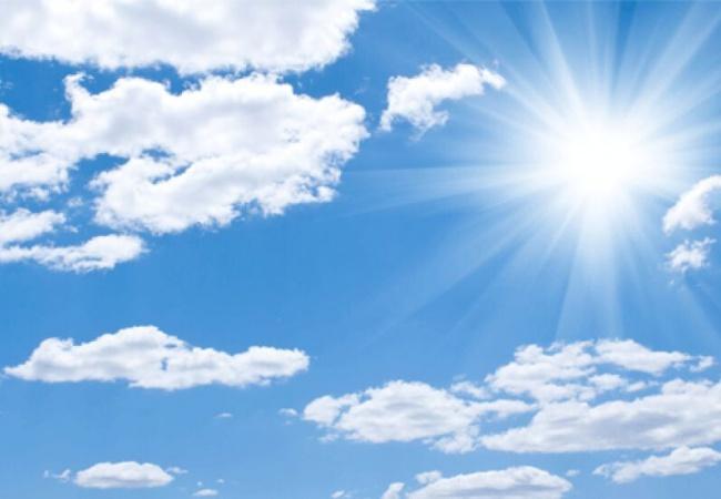 Bugün yağış beklenmiyor… Sıcaklık mevsim normallerinin üstünde