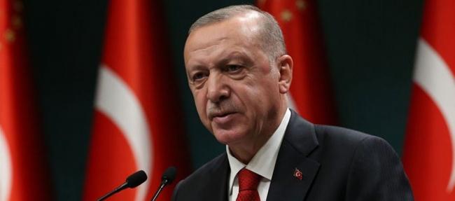 Erdoğan:Türkiye ile KKTC'yi birbirinden ayırmak isteyenlere en güzel cevabı verdik