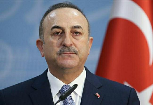 TC Dışişleri Bakanı Çavuşoğlu, Cumhurbaşkanı Tatar ile telefon görüşmesi yaptı