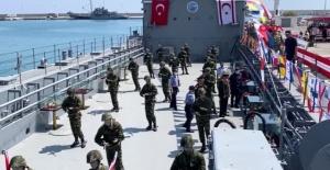 Kıbrıs#039;a Umut ve Barış Götüren...