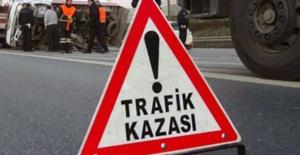 Lefkoşa-Girne Anayolunda Kaza!