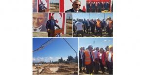 İskele Türk Maarif Koleji'nin temeli atıldı