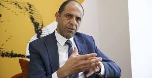 """Özersay: """"Kıbrıs'ı müzakereler üzerinden okuyamayız, Doğu Akdeniz'e bakmalıyız"""""""