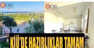 Kıbrıs İlim Üniversitesi, Covid-19...