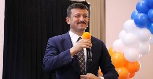 AK Parti Genel Başkan Yardımcısı Hamza Dağ: Covid-19 testim pozitif çıktı