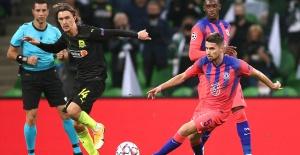 Chelsea, Krasnodar'ı 4 golle geçti