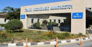 Güney: Mağusa Hastanesi'nde Covid-19 teşhisiyle 24 hasta tedavi görüyor