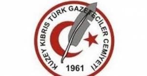 Kıbrıs Türk Gazeteciler Cemiyeti Başkanı Reşat Akar, Tatar'a Başarılar Diledi