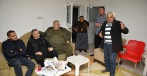 Halil Falyalı, Derinceli Mehmet Polat'a umut oldu